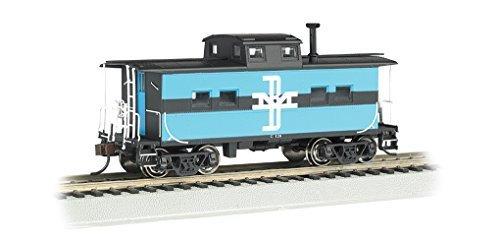 Bachmann Industries Boston & Maine #C-120 Northeast Steel Caboose (HO Scale Train)