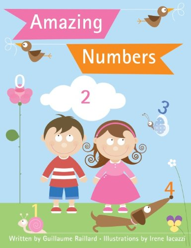 Download Amazing Numbers (Regis and Melissa) Pdf