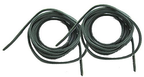 Military Boots Lace (Thin Military Boot Laces - Pair - SAGE GREEN)