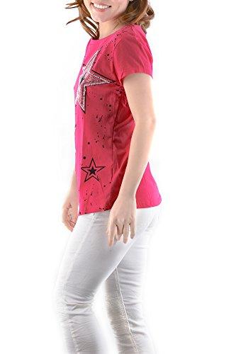 Eleganti Moda Donne Libero Casual Autunno Scuro Cg002 Collezione Shirts Colori Ufficio Estate Rosa Shirt D8158 Tenerezza Sale Giovane Multiplo Primavera Sexy Nuova Ragazza Abbino art Donna Fascino T Signore Top HxZTAqA1