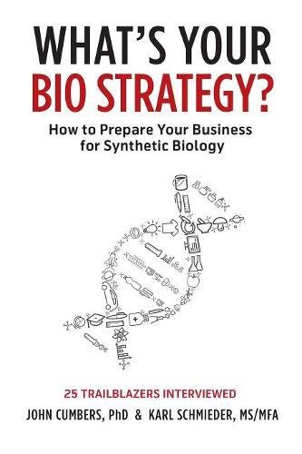 Whats Your Bio Strategy   How To Prepare Your Business For Synthetic Biology
