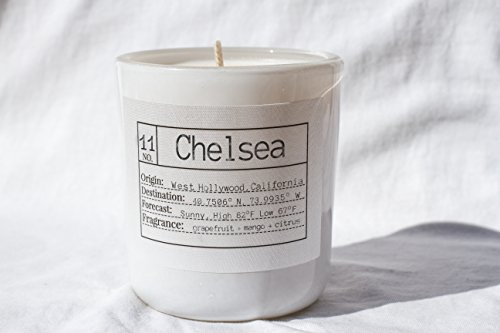 Flores Lane 11:Chelsea Candle