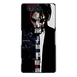 Sony Xperia Z3 Compact / Z3 Mini Case Cover Cool Gerard Way Alternative/Indie Rock Band My Chemical Romance Phone Case Cover for Sony Xperia Z3 Compact / Z3 Mini Band Modern Design