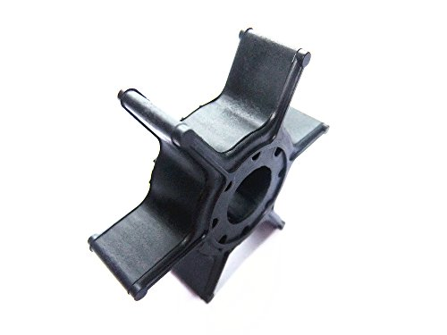 Boat Impeller for Yamaha 8HP 9.9HP 15HP 20HP Outboard Motors 63V-44352-00 63V-44352-00-00 63V-44352-01-00 63V-44352-01 (0100 Spare Parts)