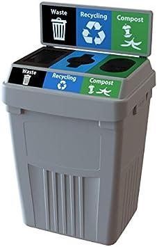 Image result for recycle bin, backboard