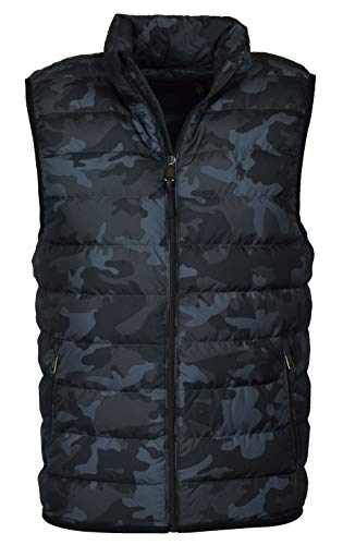 Polo Ralph Lauren Men's Down Filled Packable Puffer Vest - XL - Black ()