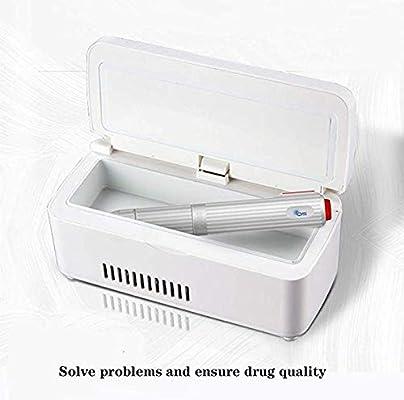 LANGSEE Refrigerador de la Medicina y Refrigerador de la Insulina ...