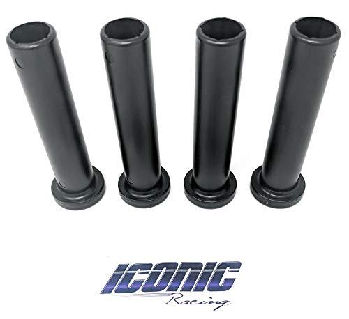 4 Total Bushings Bushings for 05-14 Polaris Sportsman 800 4x4 /& 6x6 Front Lower Control Arm A-arm