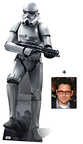 Fan Pack - Stormtrooper Battle Pose Lifesize Cardboard Cutout/Standee/ Stand Up Includes 8x10 (20x25cm) Photo]()