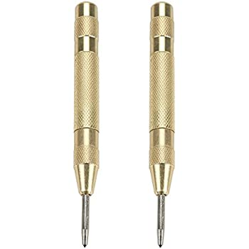 Automatic Center Punch With Brass Handle Harbor Freight Tools Pro