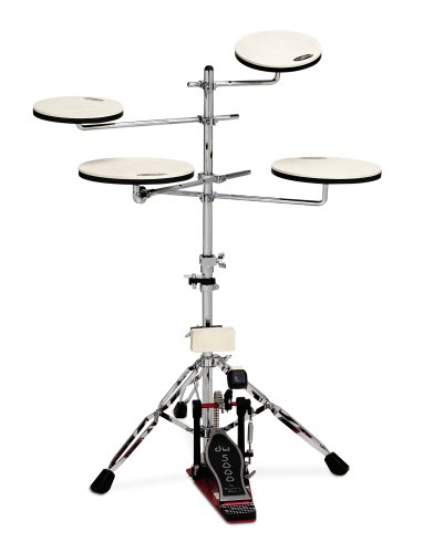 DW-Drum-Workshop-CPPADTS5-Go-Anywhere-Pad-Set-with-Stand
