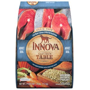 Innova Nature's Table Grain Free Herring & Salmon - 12lb