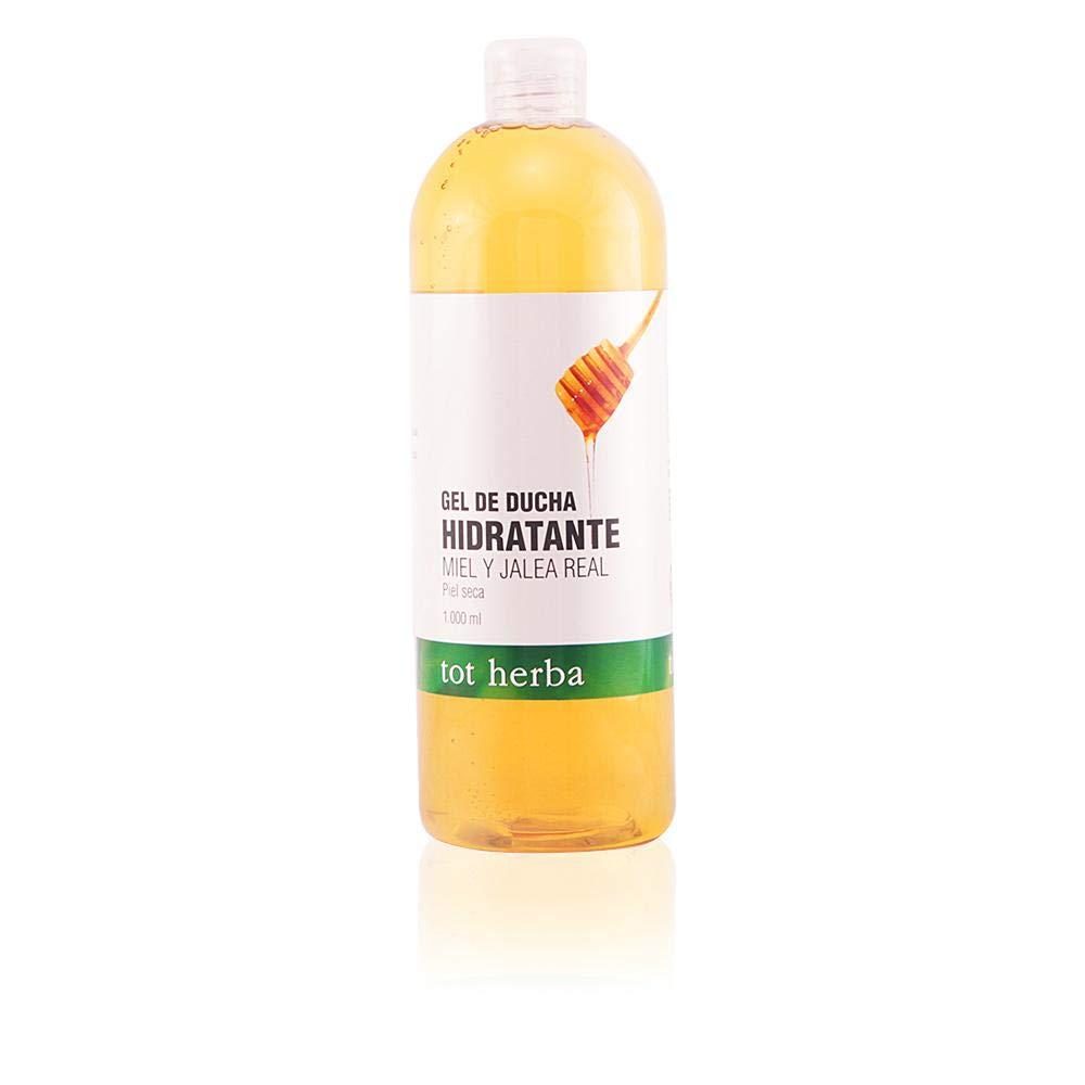 Tot Herba Gel de Ducha Hidratante Miel y Jalea - 1000 ml: Amazon.es: Belleza