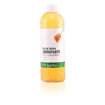 Tot Herba Gel de Ducha Hidratante Miel y Jalea - 1000 ml