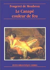 Le Canapé couleur de feu par Louis-Charles  Fougeret de Monbron