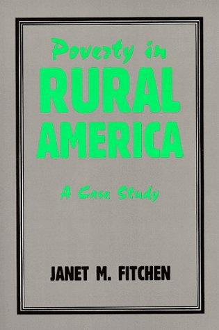 poverty in rural america - 2