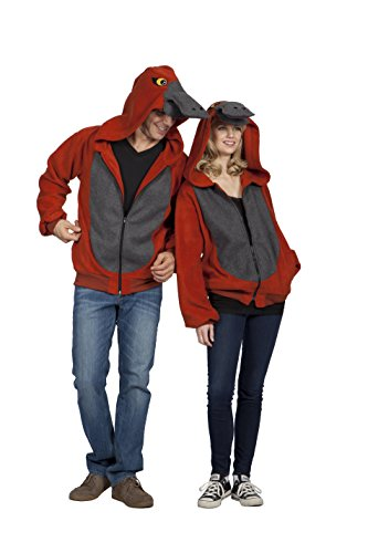 RG Costumes Patty The Platypus Adult Hoodie Costume -