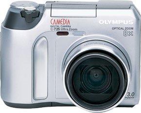 (OLYMPUS Camedia C-725 Ultra Zoom Digital Camera)
