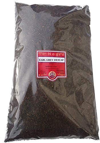 SABOREATE Y CAFE THE FLAVOUR SHOP Te Negro Earl Grey Descafeinado En Hebra Hoja A Granel Infusion Natural Energetico 500 gr