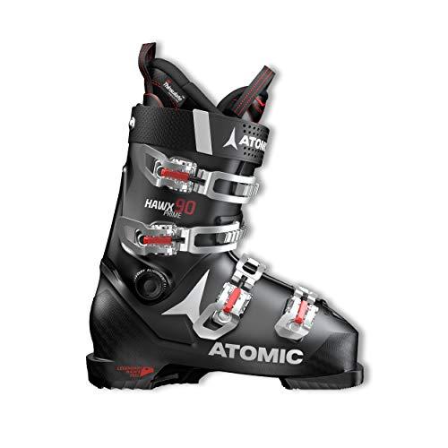 Atomic HAWX Prime 90 Ski Boots Black Mens Sz 10/10.5 (28/28.5)