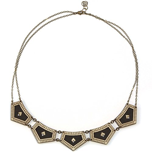 CORBEL | statement necklace by Diamonds Are Evil