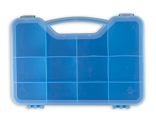 Gang Snap (Grossery Gang Compatible Case Organizer Box - Grozzery Gang Storage Case Holds Over 70 Figures - Blue)