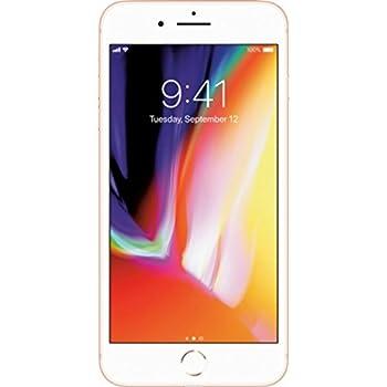 Apple iPhone 8 Plus 64 GB Unlocked, Gold US Version