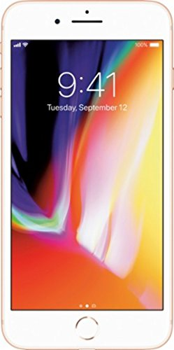 Apple Iphone 8 PLUS 256gb GSM Unlocked - US warranty (Gold)