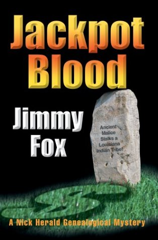 book cover of Jackpot Blood