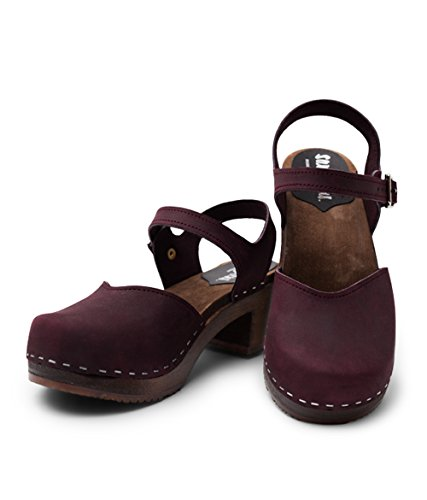best sale sale online ebay sale online Sandgrens Swedish Wooden High Heel Clog Sandals for Women | Victoria Plum discount wiki 2014 unisex sale online wide range of for sale IoDIS4HOZ
