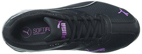 Puma Tazon 6 Metallic Wn Sneaker Puma Black-grape Kiss