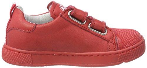 Naturino Mädchen 4425 VL Sneaker Rot (Rosso Tutto In Tinte 9108)