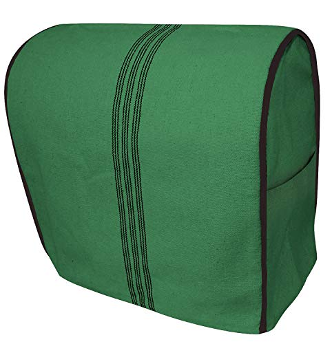 Lift Head Kitchen Aid Mixer Cover,Stand Mixer Cover Dust-proof Organizer Protector Bag for Kitchenaid Mixer,Anti Fingerprint Fits All Tilt Head & Bowl Lift Compatible 4.5-6 Quart Models CYFC1463 (Where The Sunbeams Are Green)