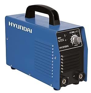 Hyundai HY-MMA-160P, Soldadora, 230 V, Azul Marino y Negro: Amazon ...