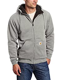 Carhartt Men's Collinston Brushed Fleece Sherpa Lined...