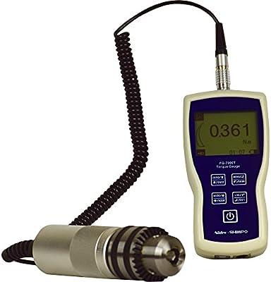 Amazon.com: shimpo fg-7000t-3 Torque Digital Portátil Gauge ...