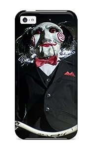 Hot Design Premium YsgaltO8767YelgB Tpu Case Cover Iphone 5c Protection Case(jigsaw Movie) WANGJING JINDA