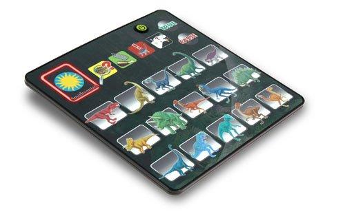 Kidz Delight Smithsonian Kids Dino Tablet, Green, Baby & Kids Zone