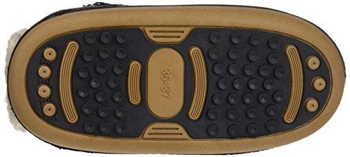 Botas Negro Break amp;Walk Mujer para Hi220015 Negro qYxEwT1O