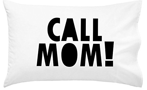 Oh, Susannah Call Mom Pillow Case BLACK  - Grow French Lavender Shopping Results