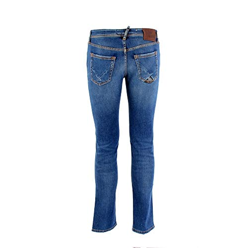 Roy Jeans Campa 36 Roger's Nomeissa Blu Superior 7gq76aC