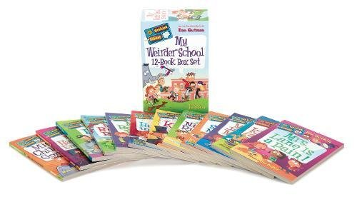 Books : My Weirder School 12-Book Box Set: Books 1-12