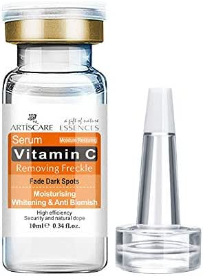 VC Liquid,ARTISCARE Vitamine C Serum Whitening en Anti-Aging Vervagen Sproet Anti Alikruiken Hydraterende