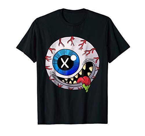 Madballs - Oculus Orbus Horror Gift Tshirt from Deyversion