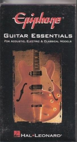 Epiphone Guitar Essentials For Acoustic, Electric & Classical (Epiphone Classical Guitars)