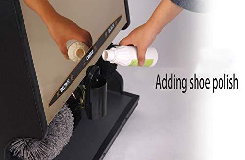 Qi Peng Shoe Polisher-Automatic Induction Shoe Polisher, Household Electric Shoe Polisher/Hotel Business Shoe Polisher Automatic Shoe Polisher (Color : G, Size : 1#) by Qi Peng-/Automatic shoe polisher (Image #3)