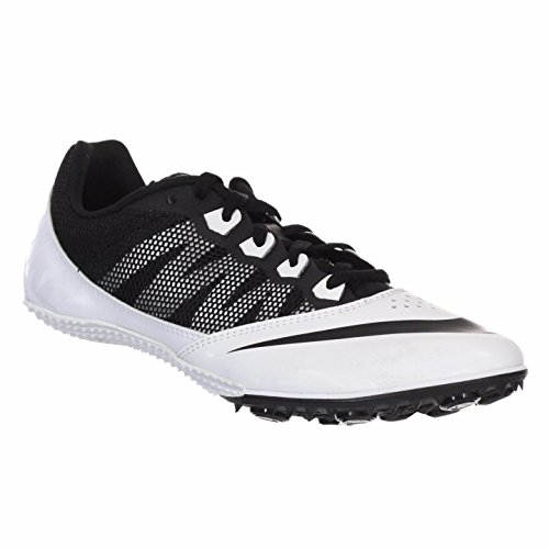 NIKE ZOOM RIVAL S7 BLACK/WHITE/VOLT MENS SPIKED TRACK SHOE US 6.5 M EURO 39 (Zoom Rival S7)
