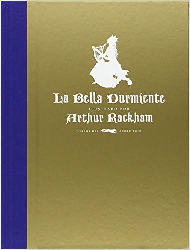 Resultado de imagen de la bella durmiente arthur rackham