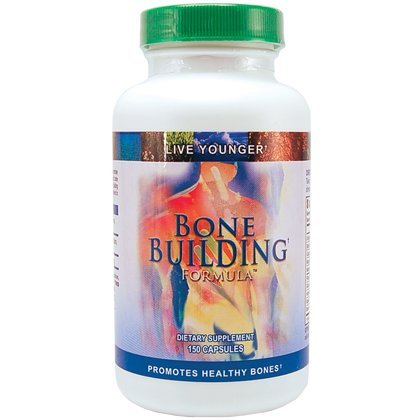 Bone Building Vegitarian Formula - 150 caps (Green Foods Vitamins Magnesium)