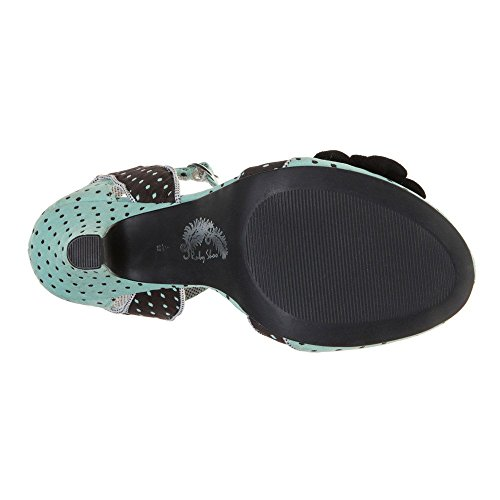 Chaussures Femme Heidi Ruby Shoo Vert vwCtEHqF
